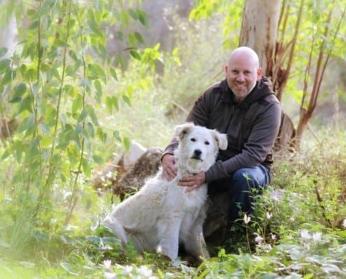 כלבנות טיפולית עמרי לבני