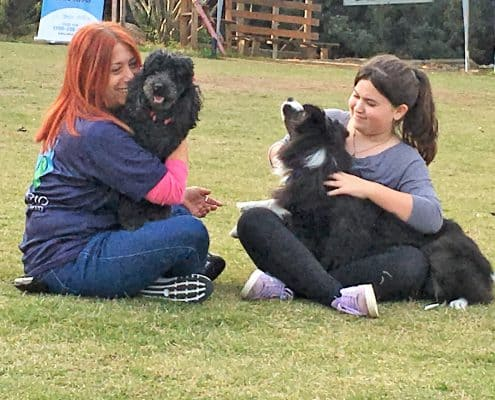מדריך כלבנות טיפולית