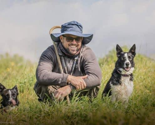 עבודה עם כלבים אופק