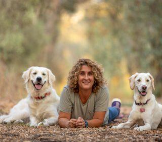 כלבנות טיפולית טיפול בעזרת כלבים